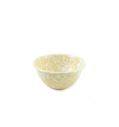 크로우캐년홈 시리얼볼 Special CrowCanyonHome Cereal bowl Yellow Marble
