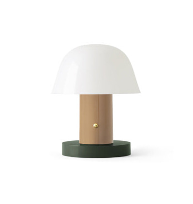 앤트레디션 세타고 테이블 조명 &Tradition Setago JH27 Table Lamp Nude & Forrest
