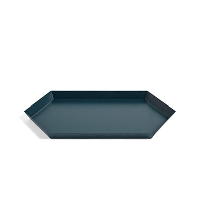 헤이 칼레이도 트레이 HAY Kaleido Tray M Dark Green
